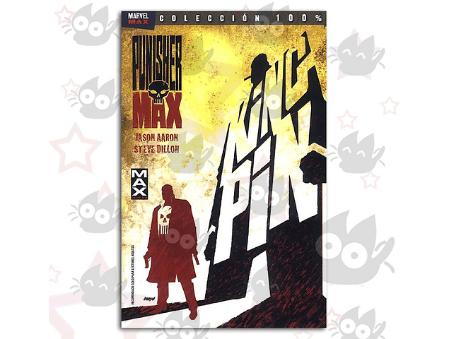 Punisher Max Vol. 1: Kingpin
