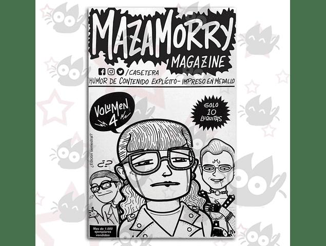 Mazamorry Magazine #4