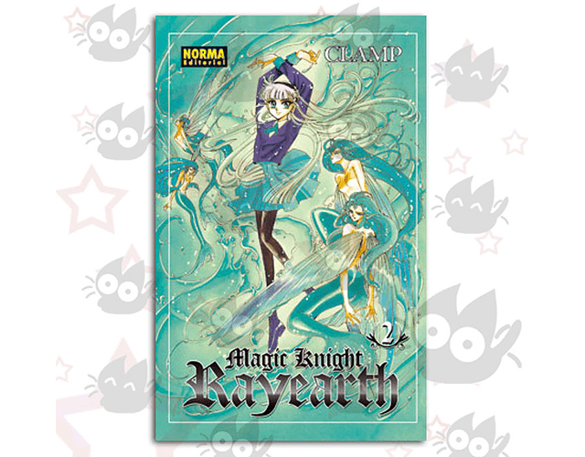 Magic Knight Rayearth Vol. 2