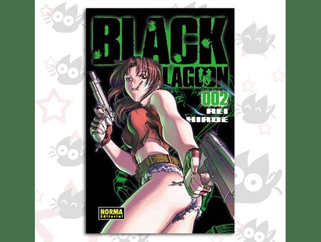 Black Lagoon Vol. 2