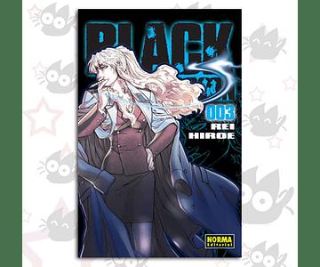 Black Lagoon Vol. 3