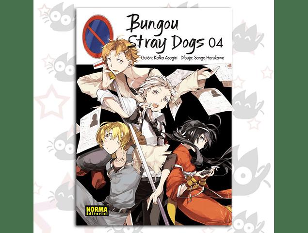 Bungou Stray Dogs Vol. 4