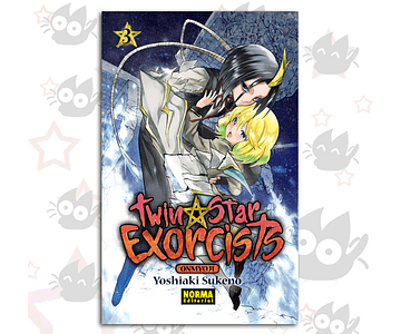 Twin Star Exorcists: Onmyouji Vol. 3