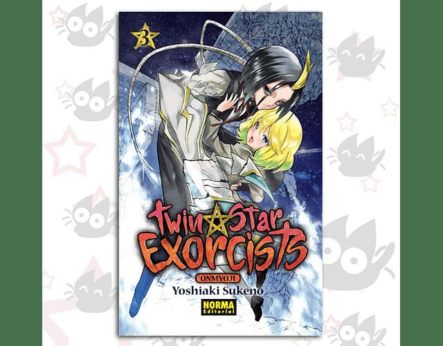 Twin Star Exorcists: Onmyouji Vol. 3