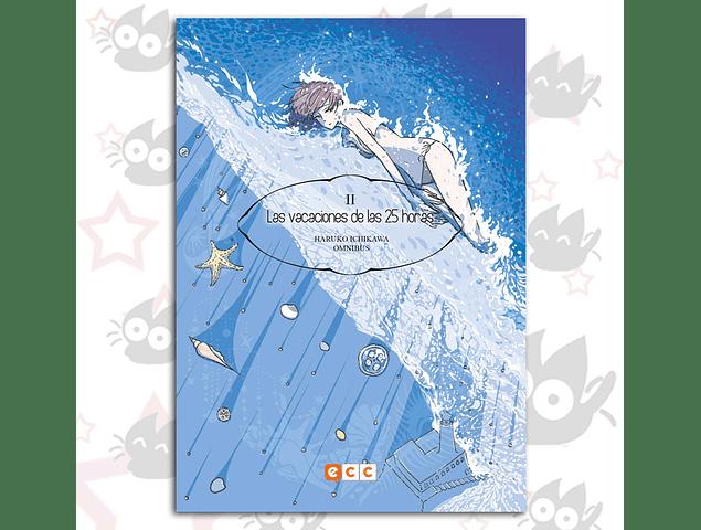 Haruko Ichikawa Omnibus: Las Vacaciones de las 25 Horas Vol. 2