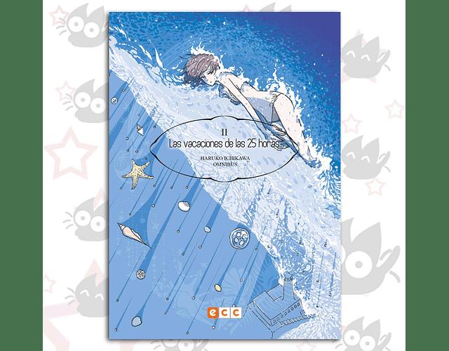 Haruko Ichikawa Omnibus  Vol. 2: Las Vacaciones de las 25 Horas