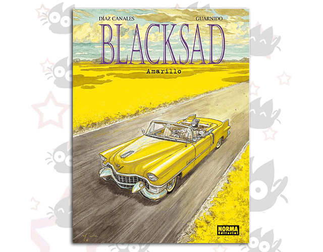 Blacksad Vol. 5: Amarillo