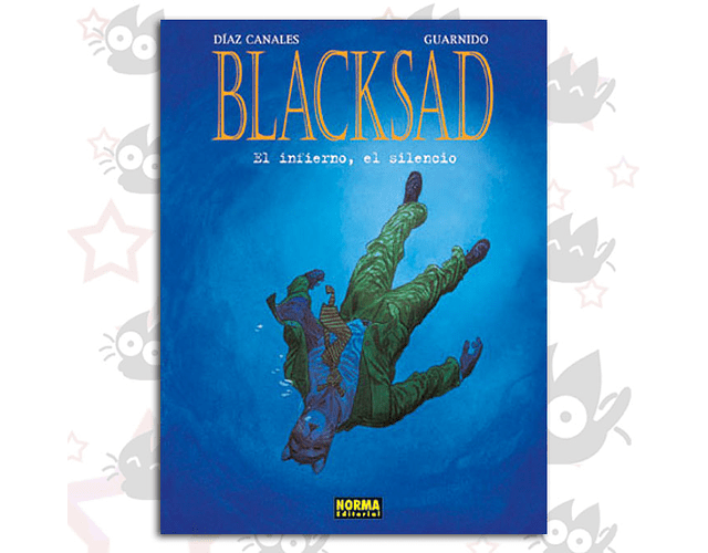 Blacksad Vol. 4: El Infierno, el Silencio