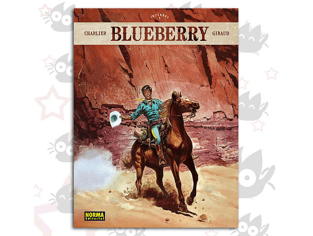 Blueberry Integral Vol. 1
