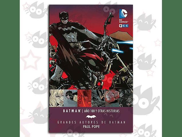 Batman: Año 100 y Otras Historias