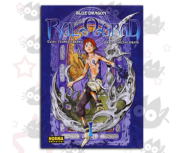 Blue Dragon - RalΩGrad Vol. 1