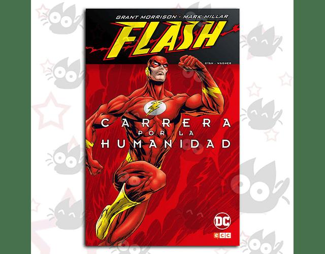 Flash - Carrera por la Humanidad