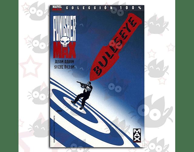 100% MAX. Punisher MAX Vol. 2 - Bullseye