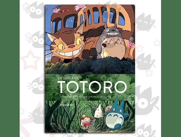 En Busca de Totoro - Apuntes de un Paseo por el Bosque