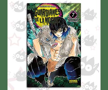 Guardianes de la Noche Vol. 7 - O