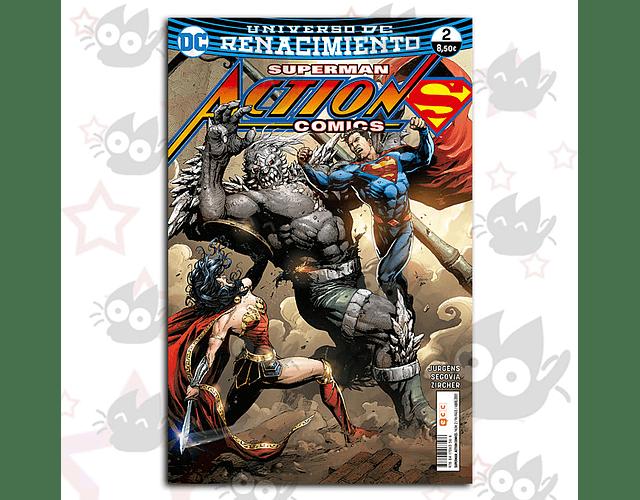 Superman Action Comics Vol. 2