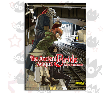 The Ancient Magus Bride Vol. 7