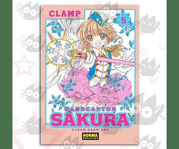 Card Captor Sakura: Clear Card Vol. 5