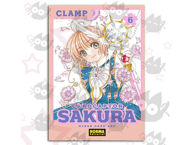 Card Captor Sakura: Clear Card Vol. 6