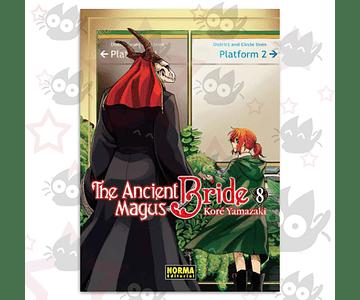 The Ancient Magus Bride Vol. 8