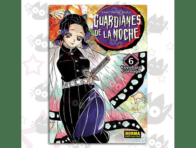 Guardianes de la Noche Vol. 6