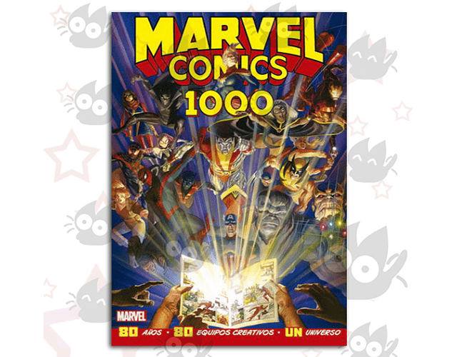 Marvel Comics 1000 - G