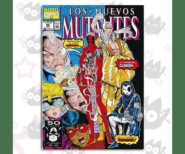 Los Nuevos Mutantes #98 Facsimil 11