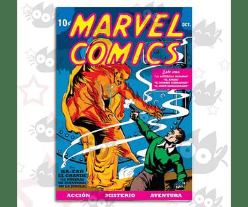 Marvel Comics # 1 Facsímil 9