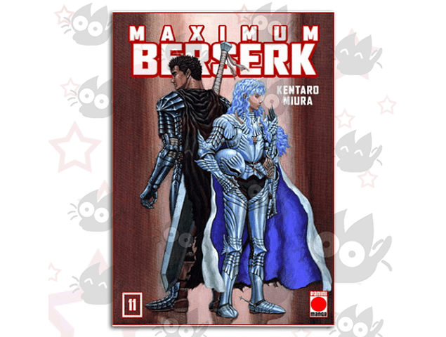 Maximum Berserk Vol. 11