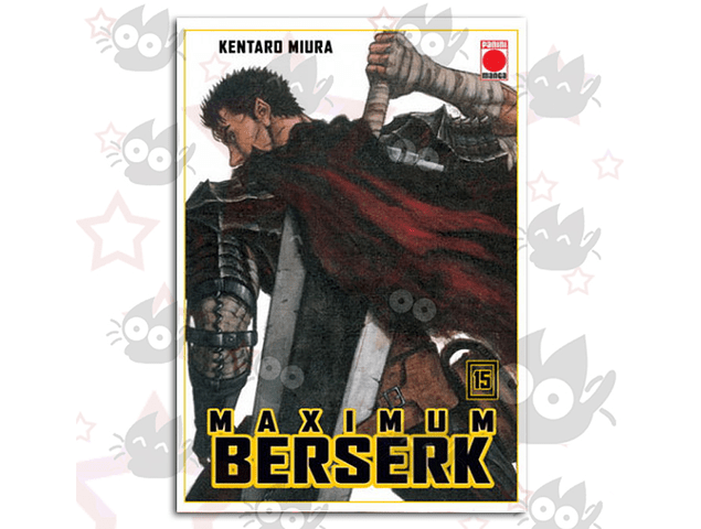 Maximum Berserk Vol. 15