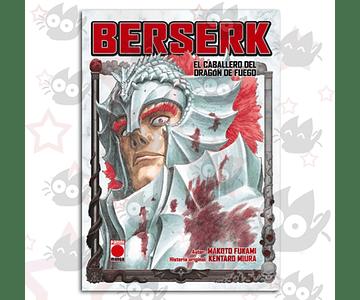 Berserk : El Caballero Del Dragón De Fuego