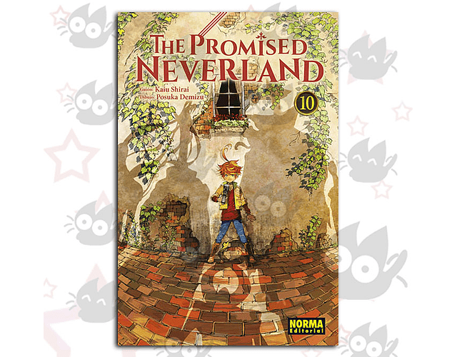 The Promised Neverland Vol. 10