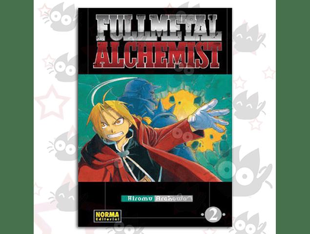 Fullmetal Alchemist Vol. 2 - Norma
