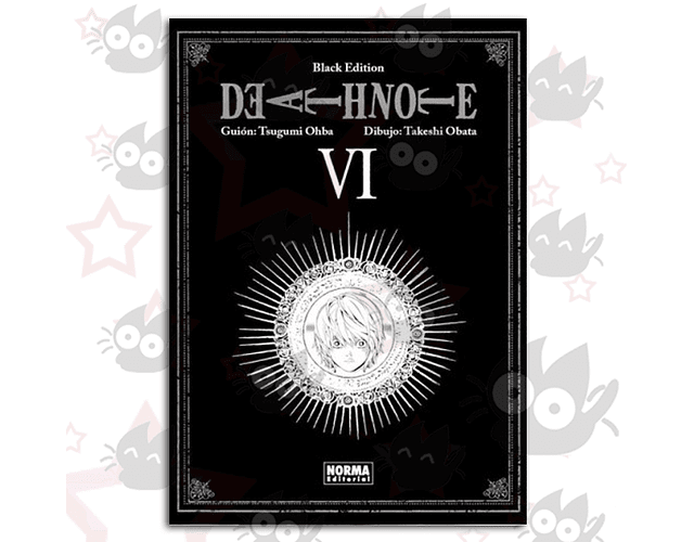 Death Note Vol. 6 Black Edition