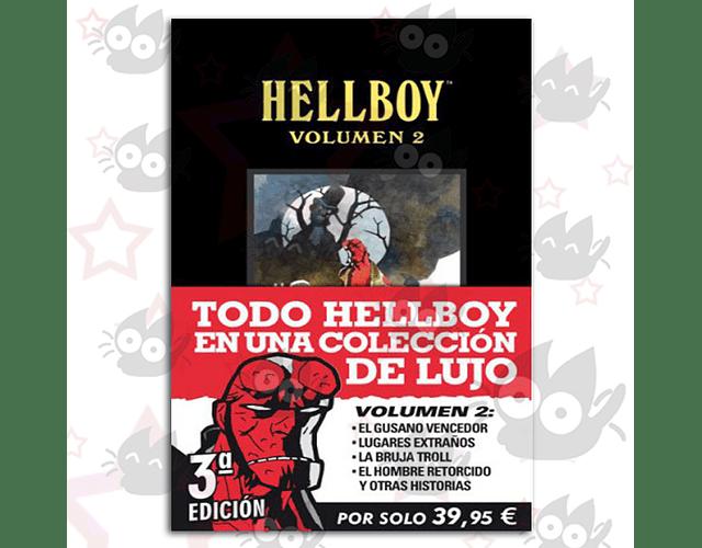 Hellboy - Edición Integral Vol. 2
