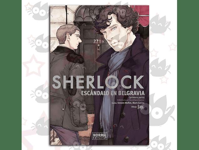 Sherlock Vol. 4: Escándalo en Belgravia Vol. 1