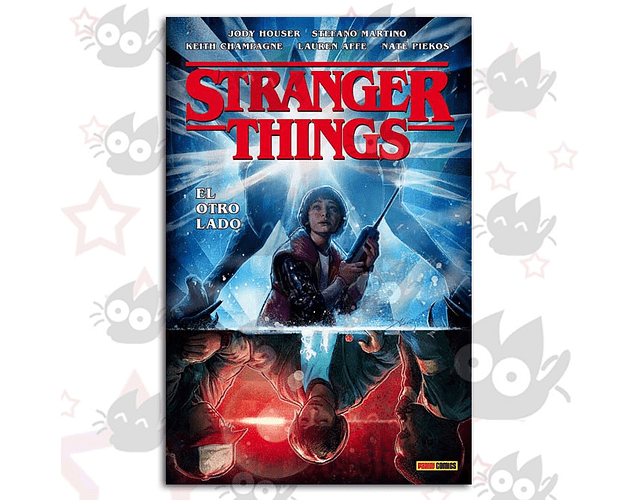 Stranger Things - El Otro Lado Vol. 1 - Norma