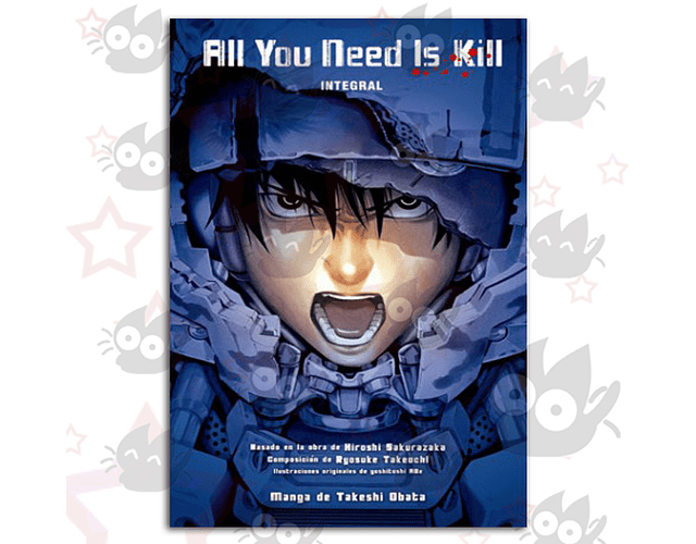All You Need is Kill - Integral