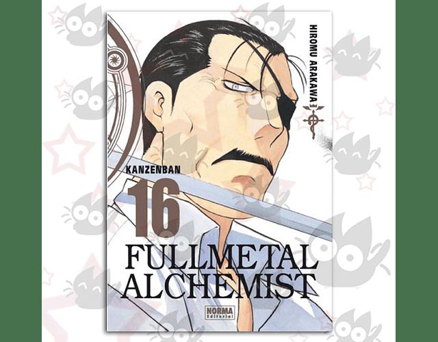 Fullmetal Alchemist Kanzenban Vol. 16