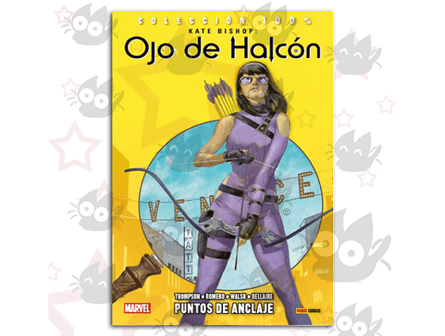 Kate Bishop: Ojo De Halcon Vol. 1 - Puntos De Anclaje