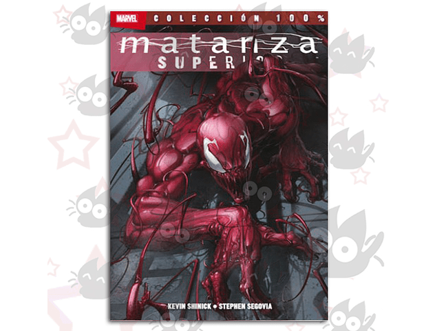 Matanza Superior - Coleccion 100% Marvel