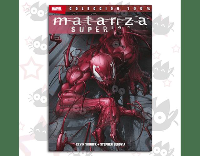 Matanza Superior - Coleccion 100% Marvel