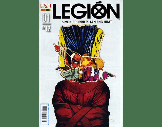 Legión No. 01 al 12 (Serie Completa)