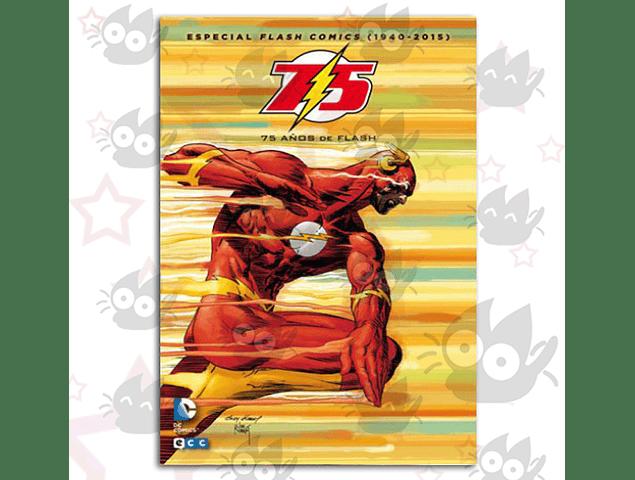 Especial Flash Comics (1940 - 2015) 75 Años De Flash