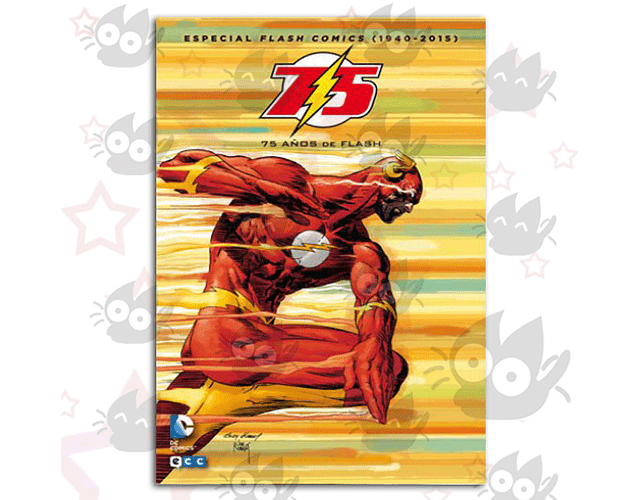 Especial Flash Comics (1940 - 2015) 75 Años De Flash