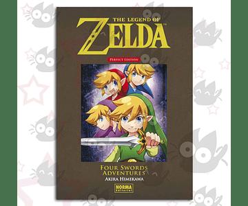 The Legend of Zelda: Perfect Edition Vol. 5: Four Swords Adventures
