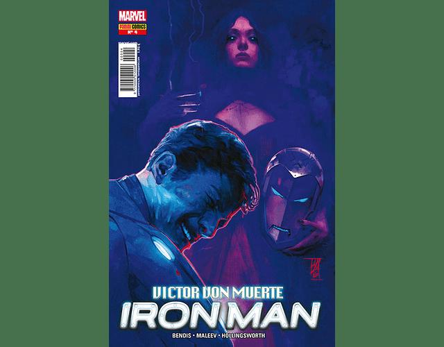 Victor Von Muerte: Iron Man, El Ascenso de Muerte #1 a #4