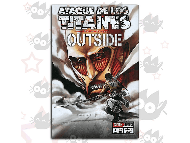 Ataque de los Titanes: Outside