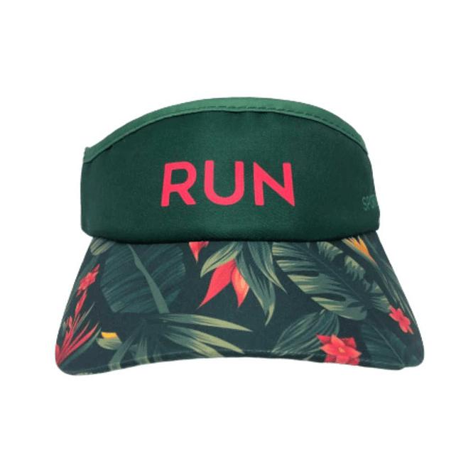 Visera Running Jungle Verde