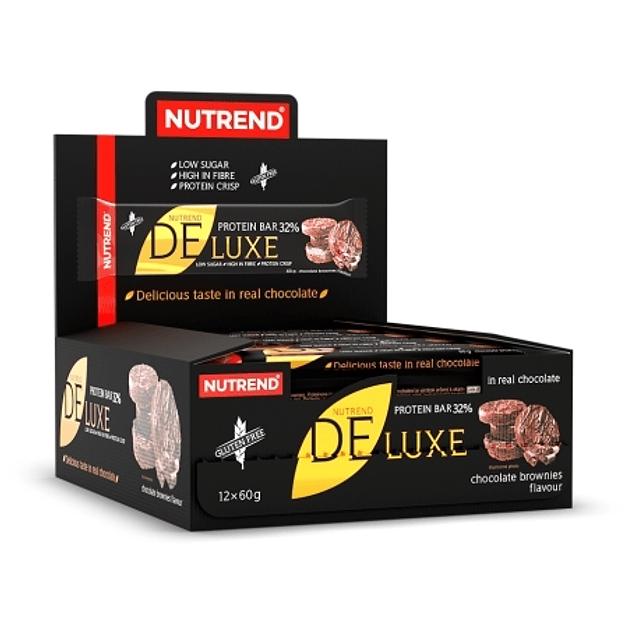 Barra Proteina Deluxe Chocolate